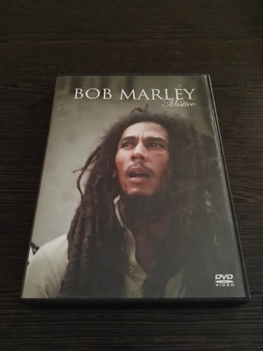 dvd bob marley - místico (documental) - sin uso