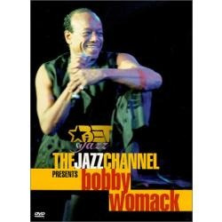 dvd bobby womack - the jazz channel