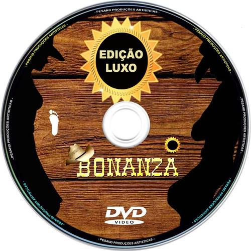 dvd bonanza - a série clássica ( 14 temporadas )