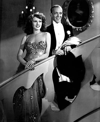 dvd bonita como sempre rita hayworth fred astaire 1942 p/b