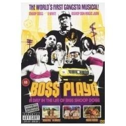 dvd boss playa a day in the life of bigg snopp dogg (novo)