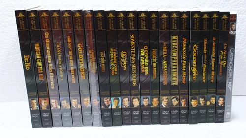 dvd - box 007 james bond the ultimate colelction 42 dvds