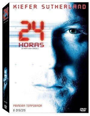 dvd box 24 horas - 1ª temporada
