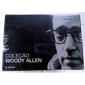 Dvd Box Coleção Woody Allen 20 Discos - Lacrado