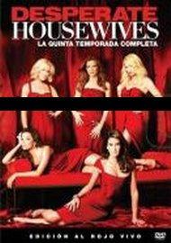 dvd box desperate housewives - 5a temporada [ importado ]