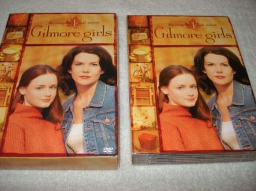 dvd box gilmore girls primeira temporada completa lacrado