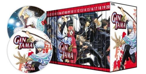dvd box gintama