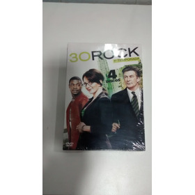 Dvd Box Original Lacrado 30 Rock Primeira Temporada