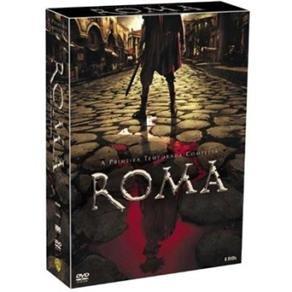 dvd box roma - 1º temporada completa - original