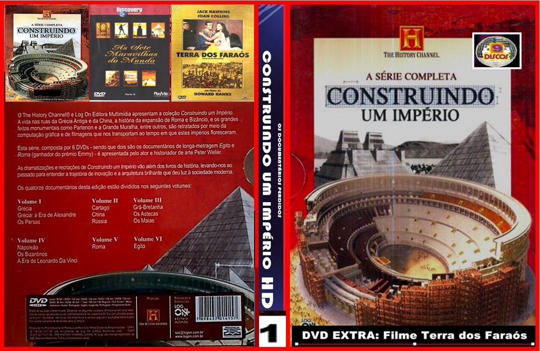 documentario construindo um imperio