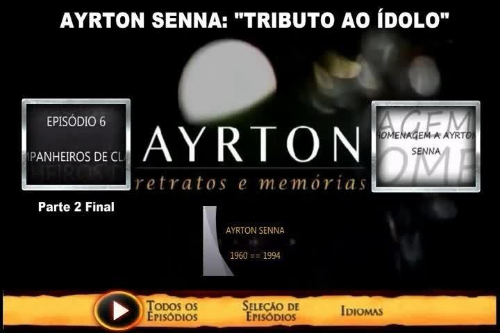 AYRTON DUBLADO BAIXAR SENNA 2010 FILME DO