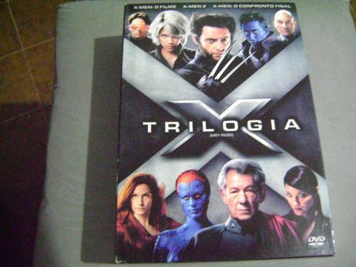 dvd box trilogia  x men o filme e8b1