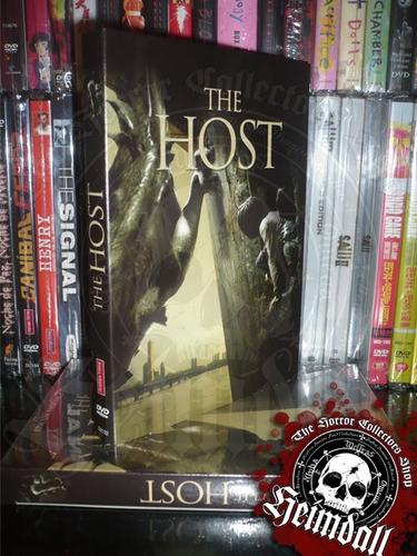 dvd boxset the host huesped old boy horror terror mounstruo