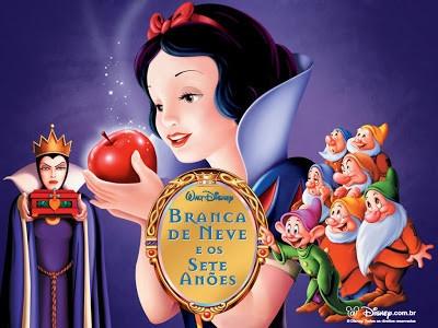 Dvd Branca De Neve E Os Sete Anões Disney Duplo Original R