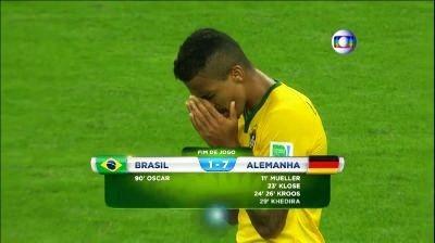 Dvd Brasil 1 X 7 Alemanha - Copa 2014 - R  24 876b9ffc014d9