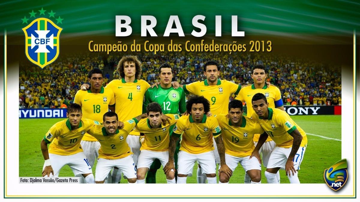 ef297bfda0 Dvd Brasil Copa Das Confederações 2013 + Brinde (6 Dvd) - R  48