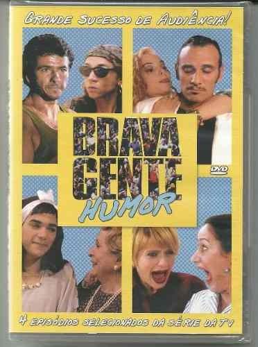 Resultado de imagem para brava gente humor dvd