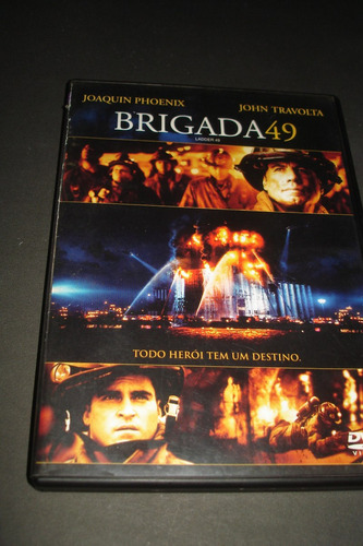 dvd - brigada 49 - john travolta