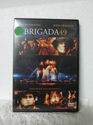 dvd brigada 49 - original