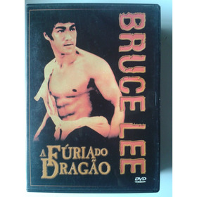 Dvd Bruce Lee - A Fúria Do Dragão