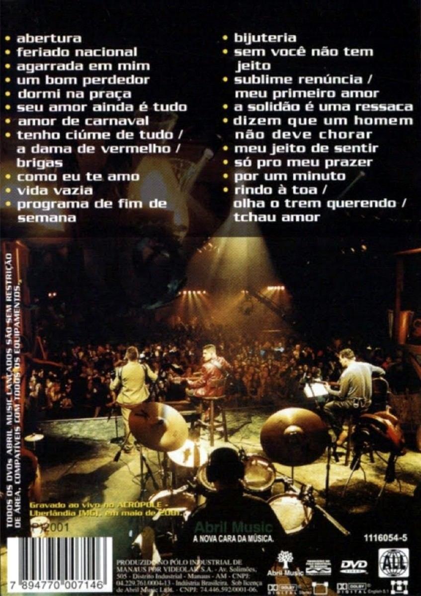 cd bruno e marrone acustico 2001