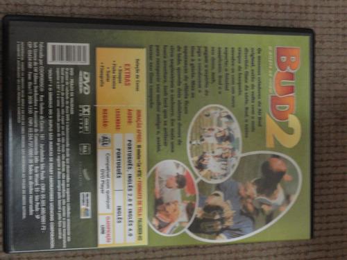 dvd - bud 2 - o atleta de ouro