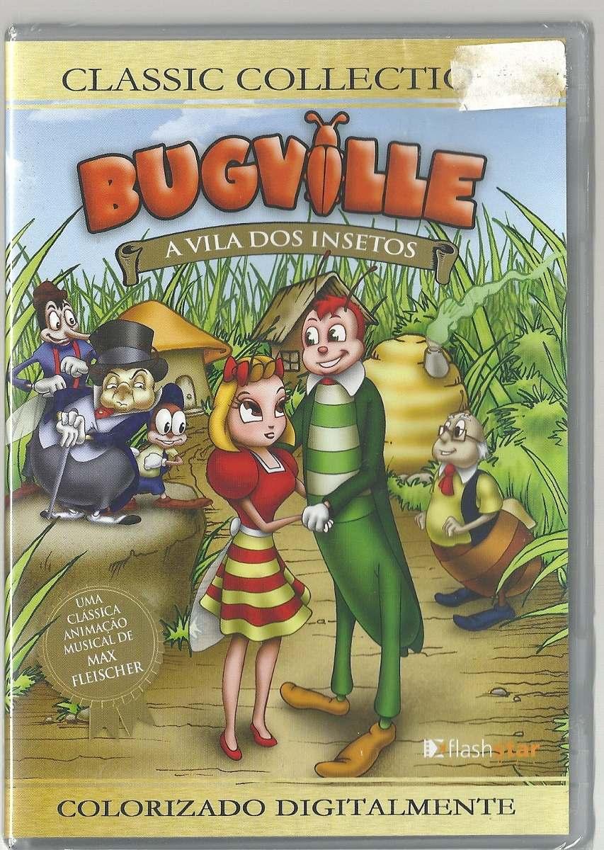 dvd a corrida dos insetos