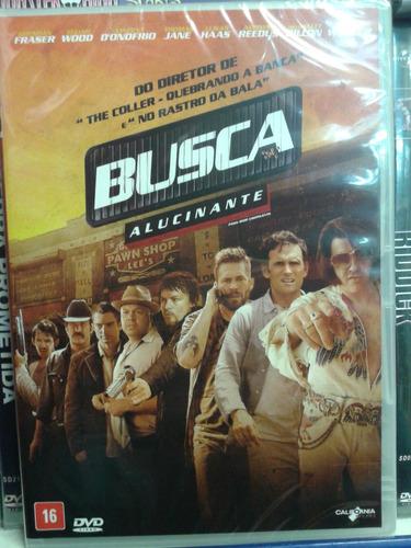 dvd busca alucinante