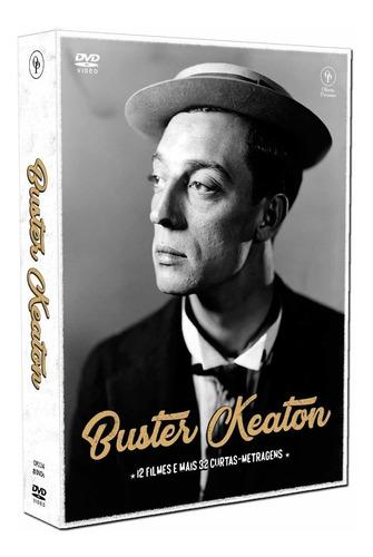 dvd buster keaton edicao especial - opc bonellihq l19