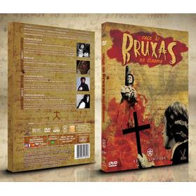 Dvd Caça Às Bruxas No Cinema - Ed Limitada 4 Cards Digistack