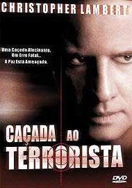dvd caçada ao terrorista