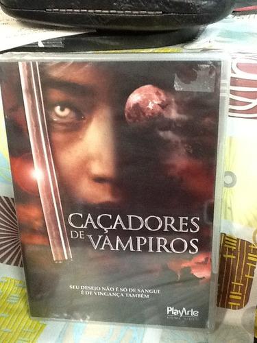 dvd caçadores de vampiros