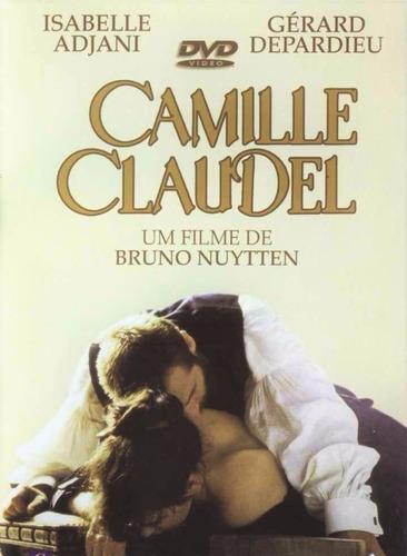 dvd camille claudel, isabelle adjane gérard depardieu 1988 +