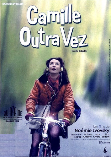 dvd - camille outra vez - ( camille redouble )