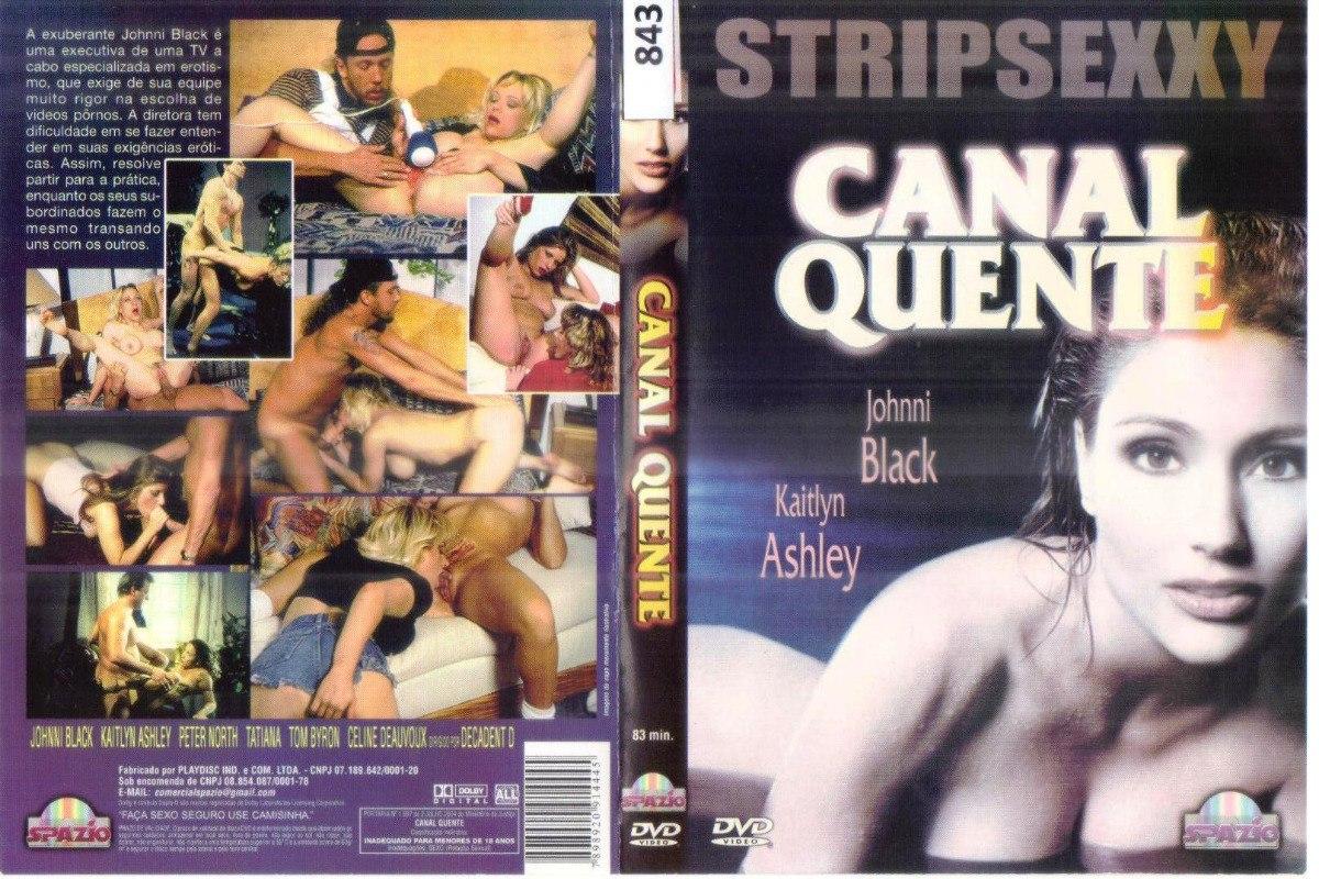 Canadl De Videos Porno dvd canal quente - filme pornô stripsexxy raridade original