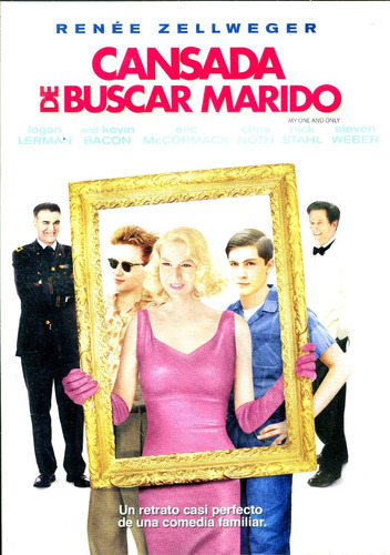 dvd cansada de buscar marido ( my one and only ) 2009 - rich
