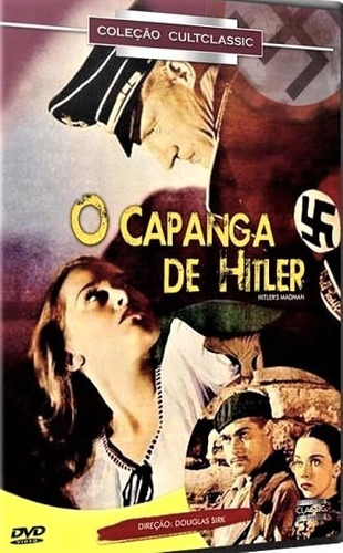 dvd capanga de hitler d sirk, j carradine ava gardner 1943 +