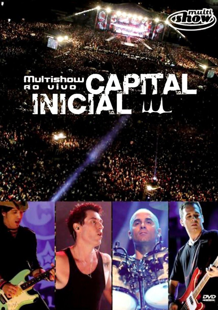 gratis dvd capital inicial multishow ao vivo