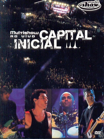 dvd show capital inicial multishow ao vivo
