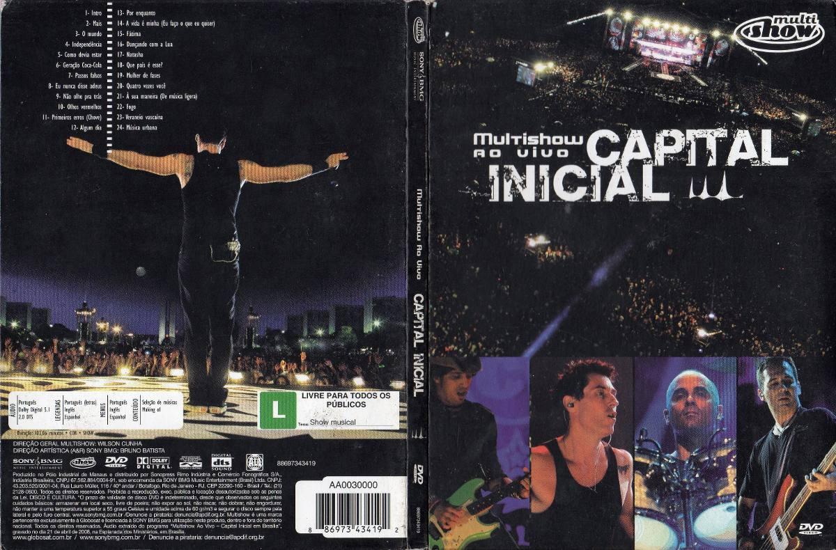 dvd capital inicial multishow ao vivo gratis
