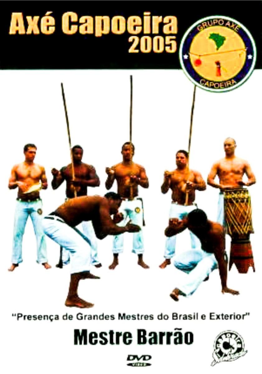 dvd axe capoeira