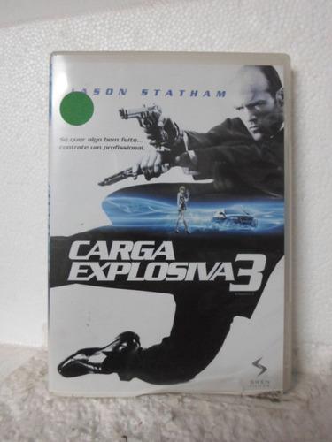 dvd carga explosiva 3 - original