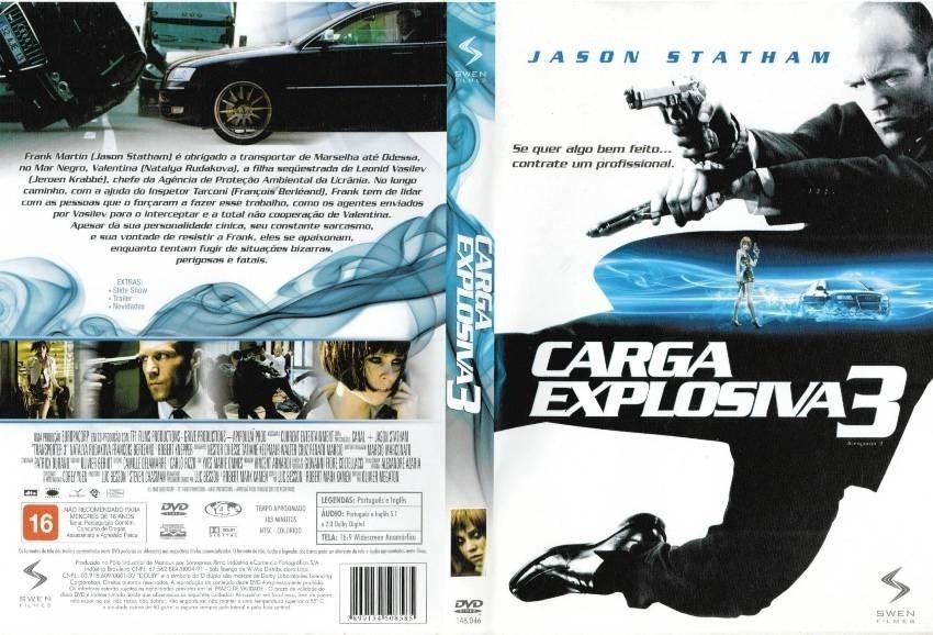 o filme carga explosiva 3 dublado