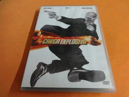 dvd carga explosiva original filme