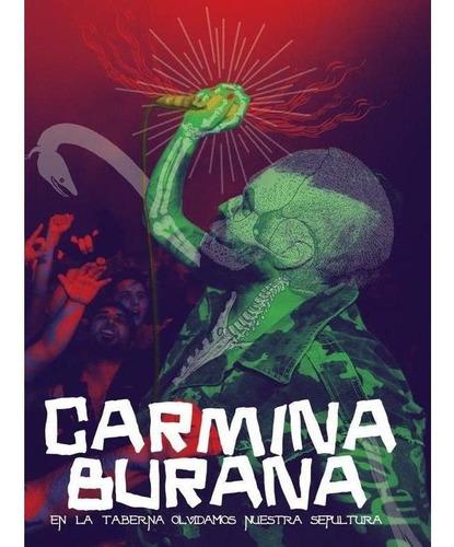 dvd carmina burana - en la taberna olvidamos... (2017)