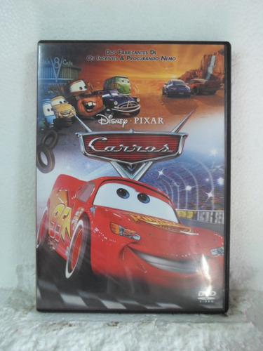 dvd carros - frete: 8,00