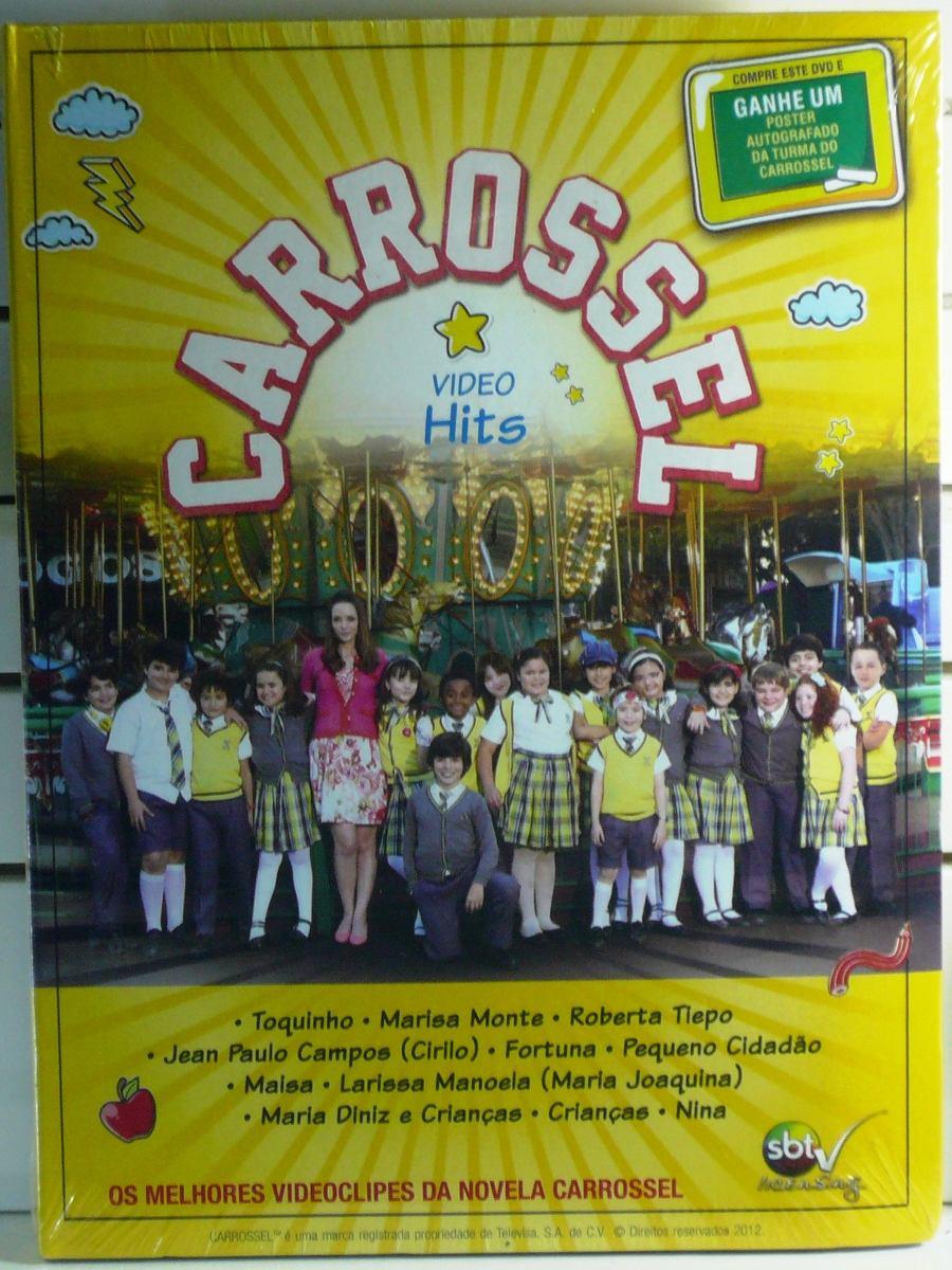 gratis dvd carrossel video hits