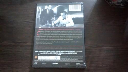 dvd casablanca- lacrado