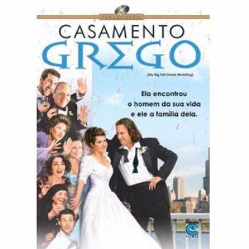 dvd - casamento grego