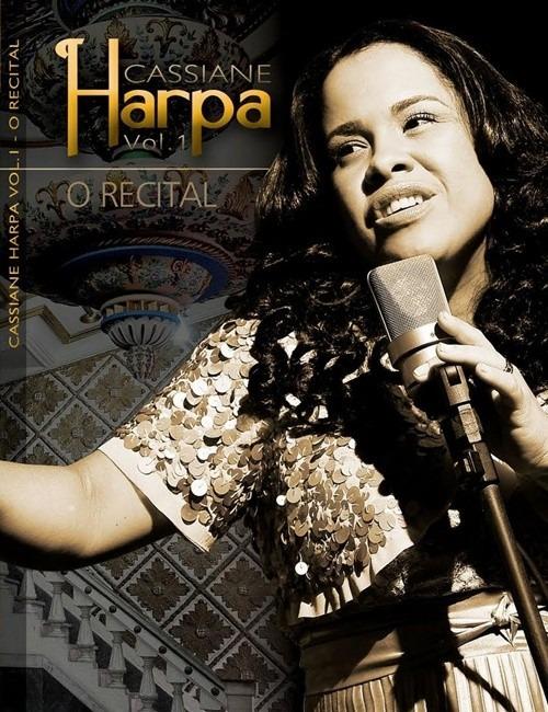 dvd cassiane harpa vol.1